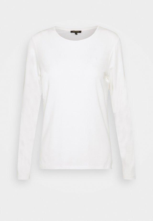 T-shirt à manches longues - off white