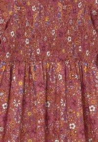 Cotton On - ISLA LONG SLEEVE - Maxi dress - chutney garden - 2