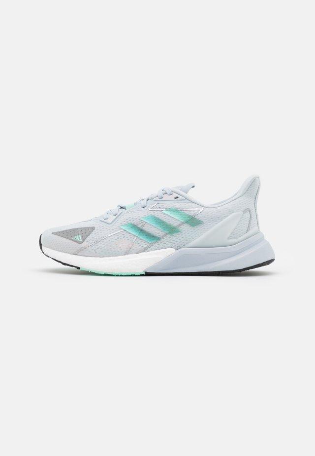 X9000L3 H.RDY - Hardloopschoenen neutraal - half blue/footwear white/clear mint