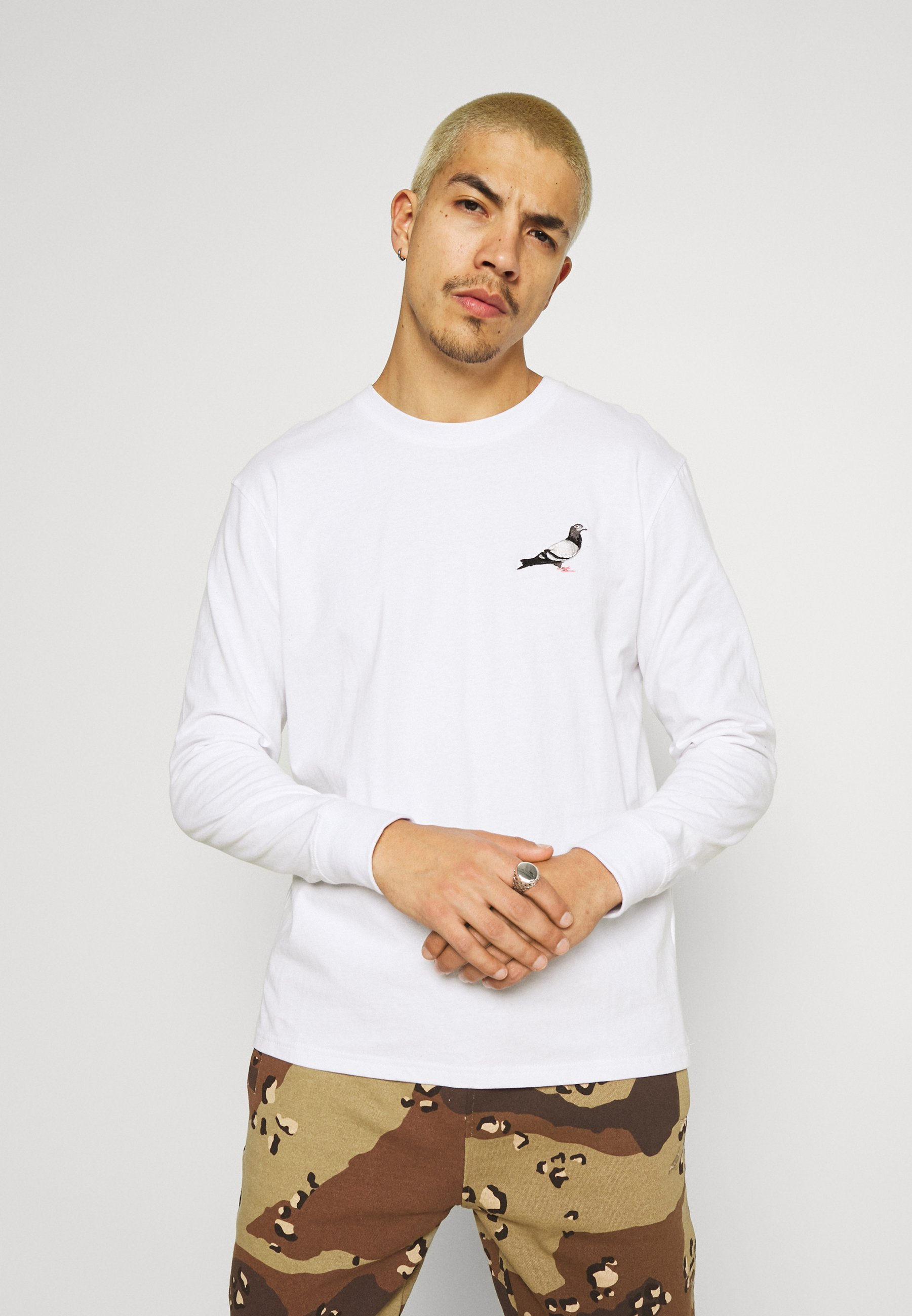 Men UNISEX CLASSIC LONG SLEEVE TEE - Long sleeved top