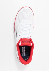 Skechers Performance - GO WALK JOY - Sportieve wandelschoenen - white/red - 1