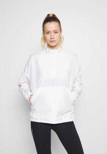PARLEY  - Training jacket - white