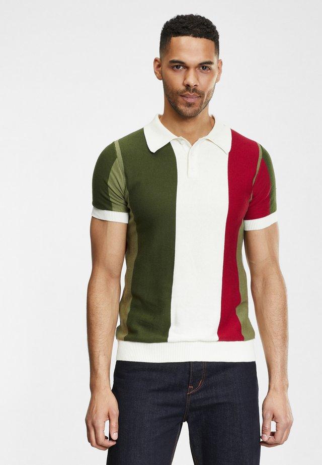 PABLO PRIMROSE - Polo shirt - white