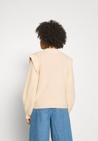 InWear - SULAIW - Jumper - powder beige - 2
