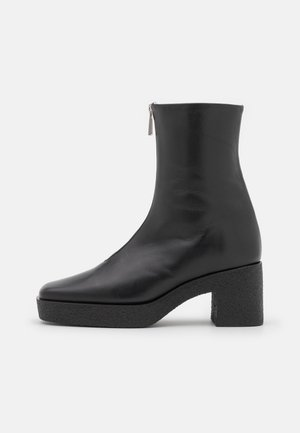 EILEEN PLATFORM BOOT - Platform ankle boots - black