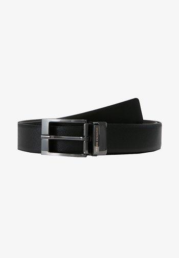 Cinturón - black/dark brown