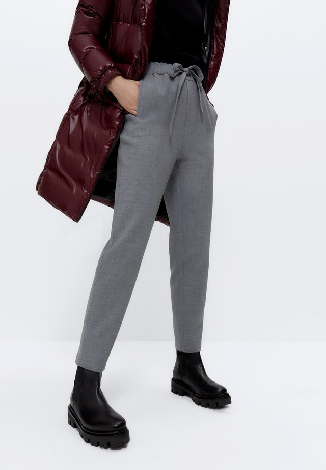 STRETCH  - Kalhoty - grey
