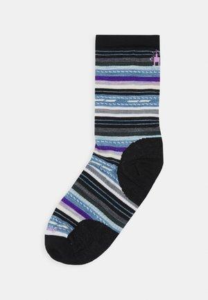 WOMENS EVERYDAY MARGARITA CREW - Sportovní ponožky - black