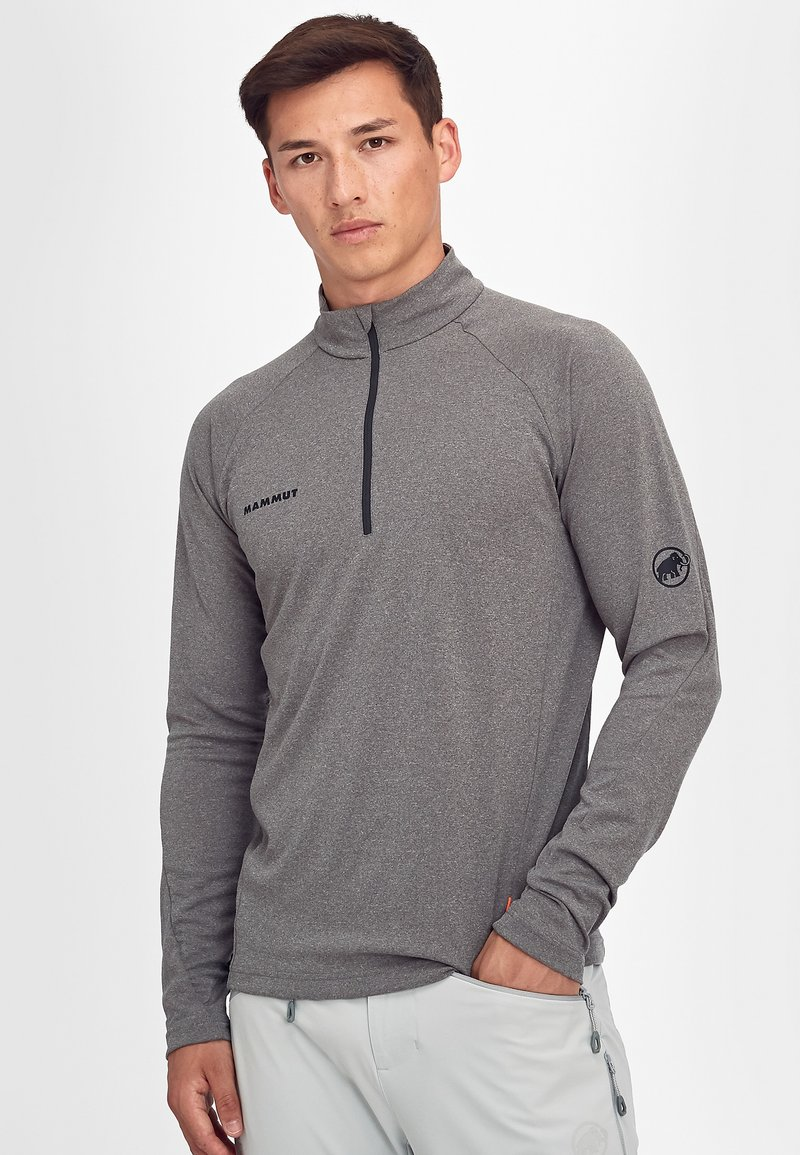 Mammut - AEGILITY  - Sports shirt - phantom melange