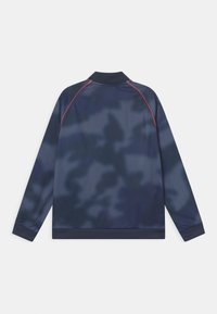 adidas Originals - CAMO SUPERSTAR UNISEX - Training jacket - crew blue/white/solar red - 1