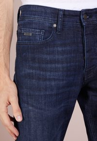 BOSS - TABER  - Slim fit jeans - navy - 5
