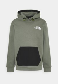 TECH HOODIE - Sweatshirt - agave green