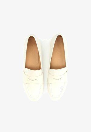 CARDAMON - Nazouvací boty - Off-white