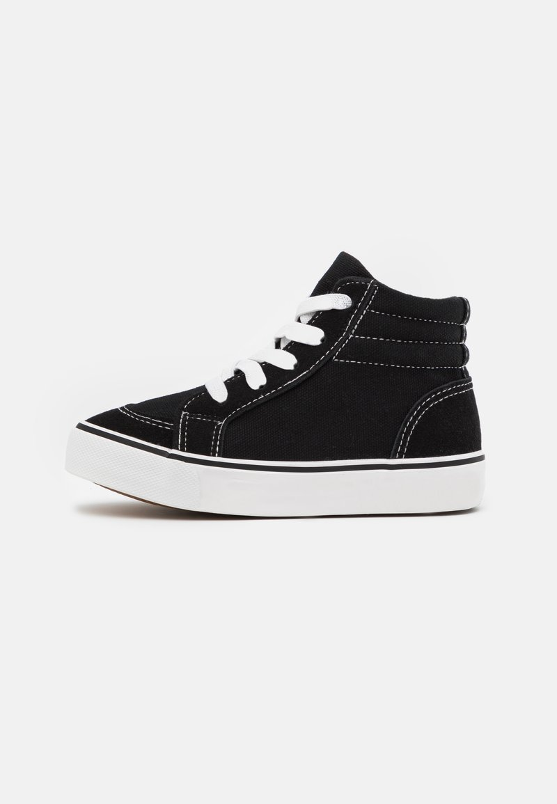 Cotton On - JOEY TRAINER UNISEX - High-top trainers - black