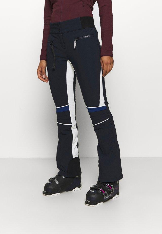 ADELA PANT - Pantalon de ski - navy