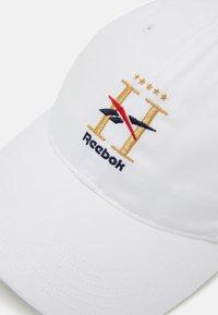 Reebok Classic - HOTEL UNISEX - Kšiltovka - white - 3