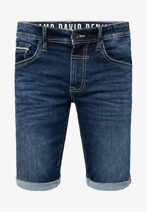 Denim shorts - blue vintage