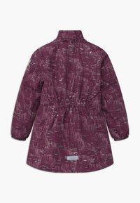 Reima - SILDA - Zimní kabát - deep purple - 3
