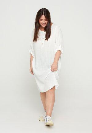 VVIVU - Day dress - bright white