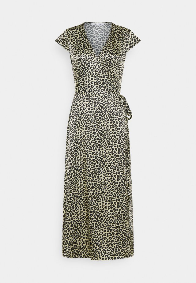 NOVA DRESS - Korte jurk - leopard