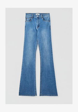 FLARE - Bootcut jeans - dark blue