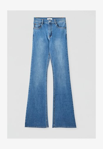 FLARE - Bootcut jeans - dark blue