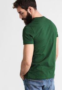 Lacoste - T-shirt basic - vert - 2