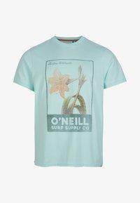 O'Neill - Print T-shirt - bluelight - 4