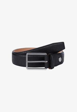 Belt - black mono