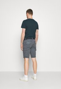 Petrol Industries - WITH BELT - Shorts - wolf grey - 2