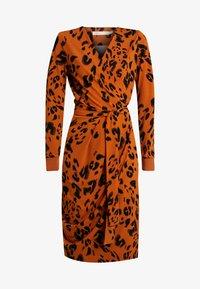 InWear - DRESS - Robe en jersey - rust - 3