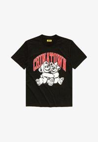 Chinatown Market - Print T-shirt - black - 0