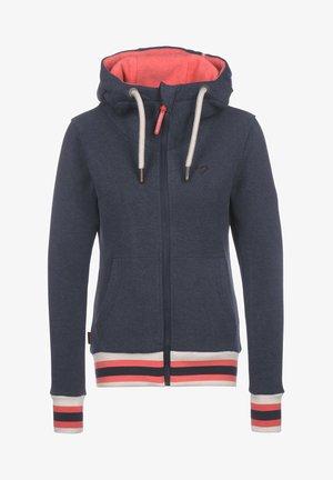 YASMIN - Zip-up hoodie - marine