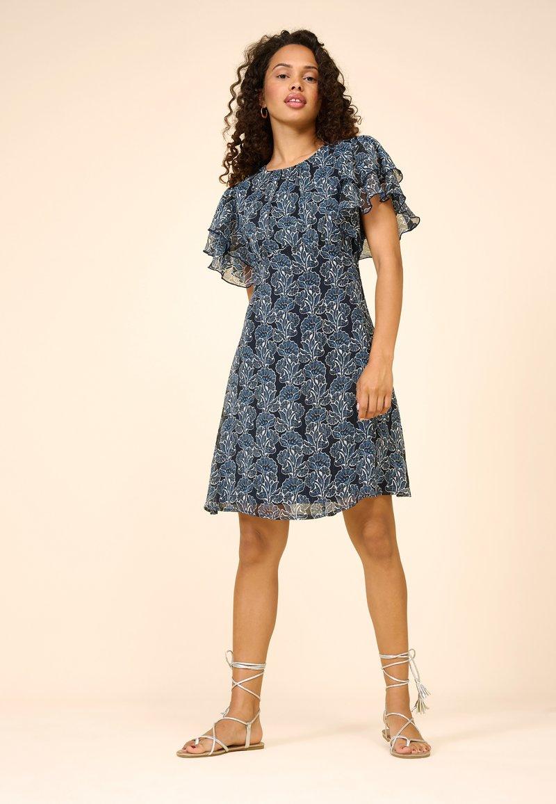 ORSAY - Cocktail dress / Party dress - dark blue