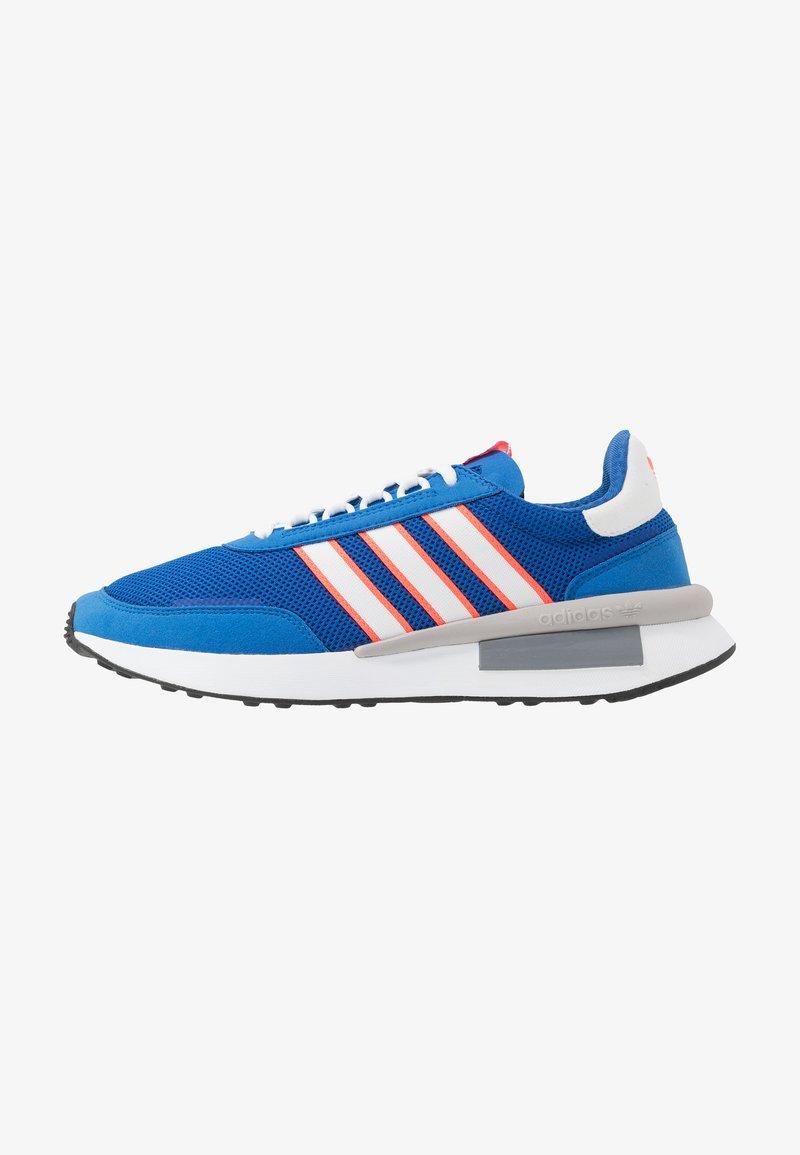 adidas Originals - RETROSET - Trainers - blue/footwear white/solar red