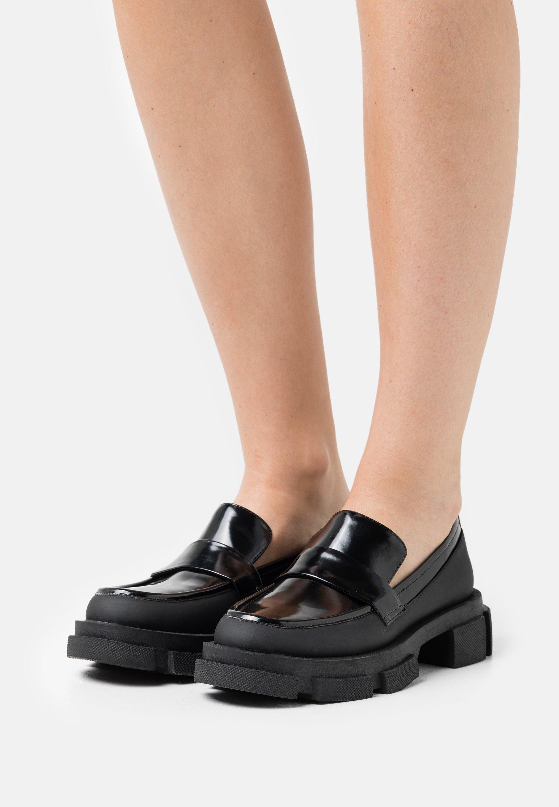 Women MOCASSINO FONDO COMBAT - Slip-ons