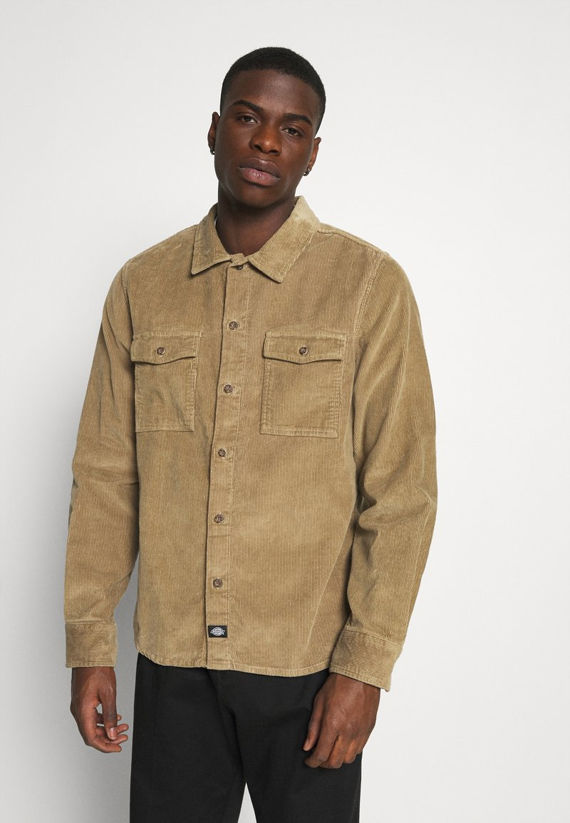 Dickies - FORT POLK CORD - Shirt - khaki
