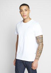 G-Star - BASE-S R T S\S - T-Shirt basic - white - 0