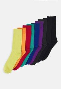 camano - UNISEX 9 PACK - Socks - classic blue - 0
