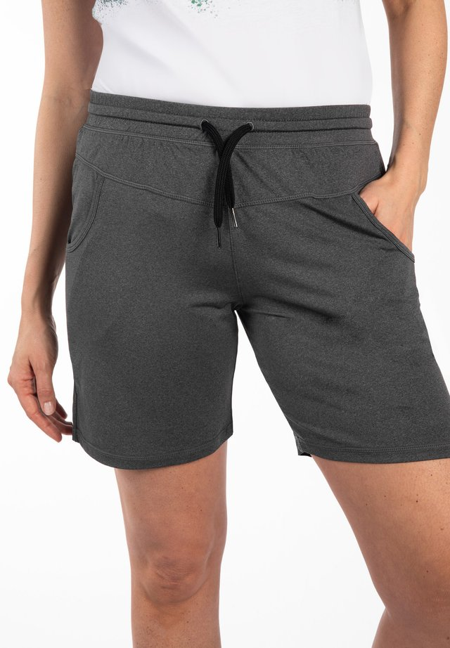 TARA - Sports shorts - grau