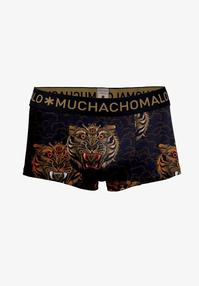 TIGER - Pants - multicolor
