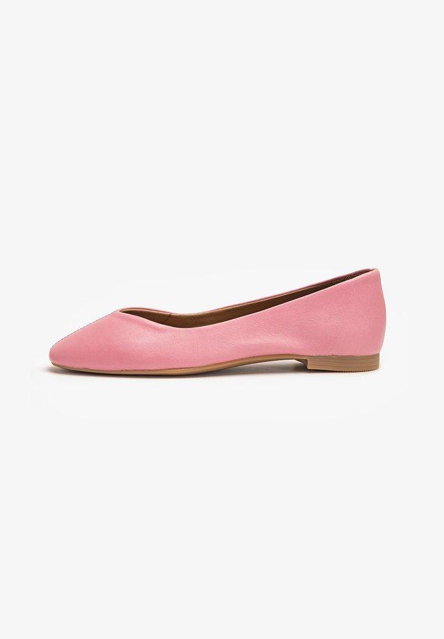 Baleriny - pink