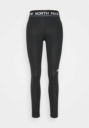 FLEX MID RISE - Leggings - black