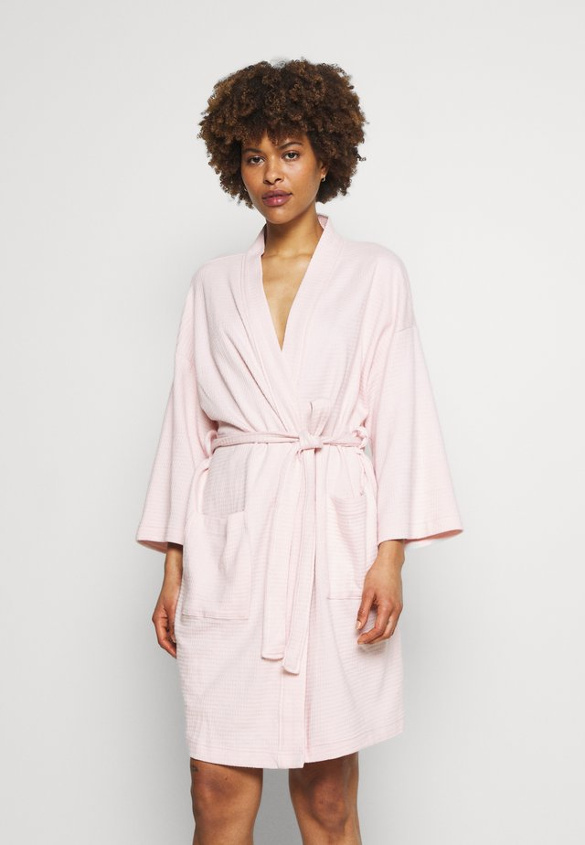 DRESSING GOWN COVER UPS - Morgonrock - pink