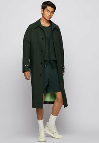 BOSS - ANDO RW - Trenchcoat - open green - 1