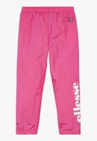 Ellesse - EUORA - Teplákové kalhoty - pink - 1