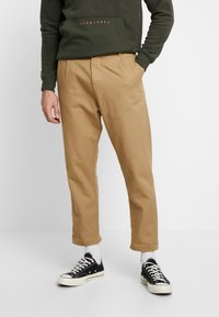 Jack & Jones - JJIJEFF JJTRENDY - Chino - kelp - 0