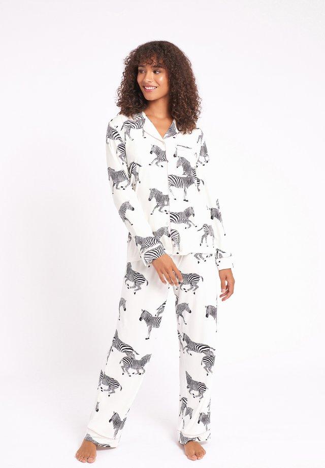 ZEBRA  - Pijama - white