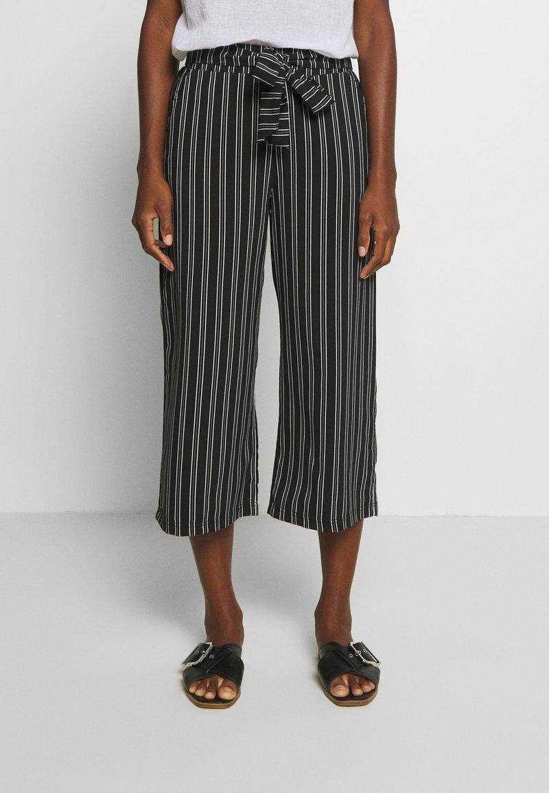 Cartoon - Trousers - black/white