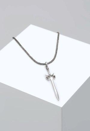 SCHWERT - Ketting - silver-coloured